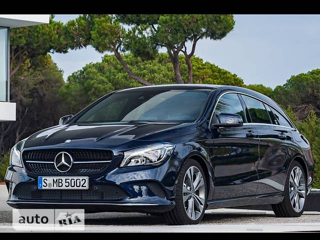 Mercedes-Benz CLA-Class 250 AT (211 л.с.) 4MATIC