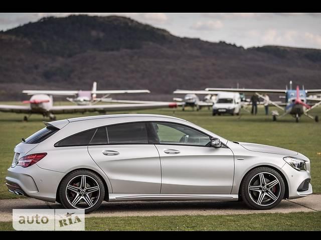 Mercedes-Benz CLA-Class 200d AT (136 л.с.)