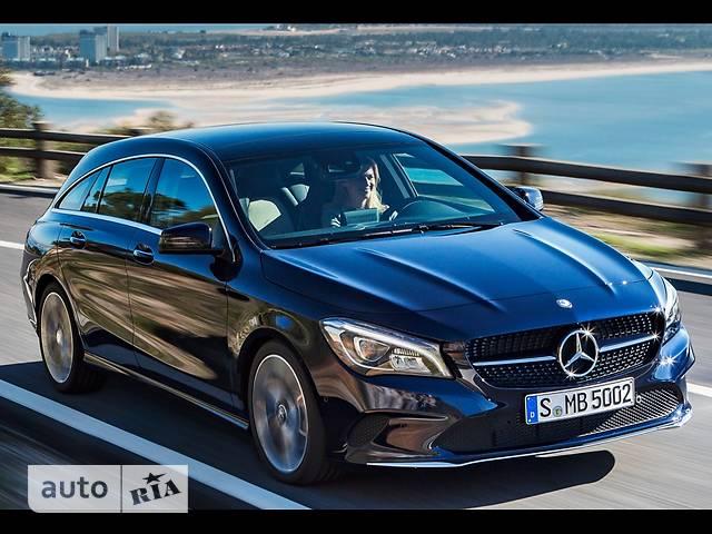 Mercedes-Benz CLA-Class 250 AT (211 л.с.)