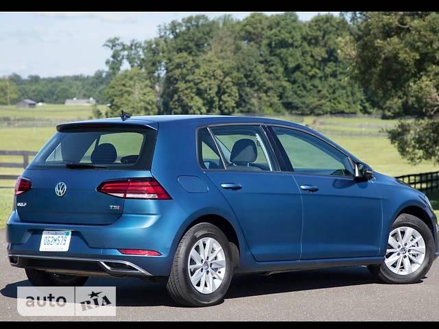 Volkswagen Golf New VII 1.4 TSI AТ (150 л.с.) StarTeam