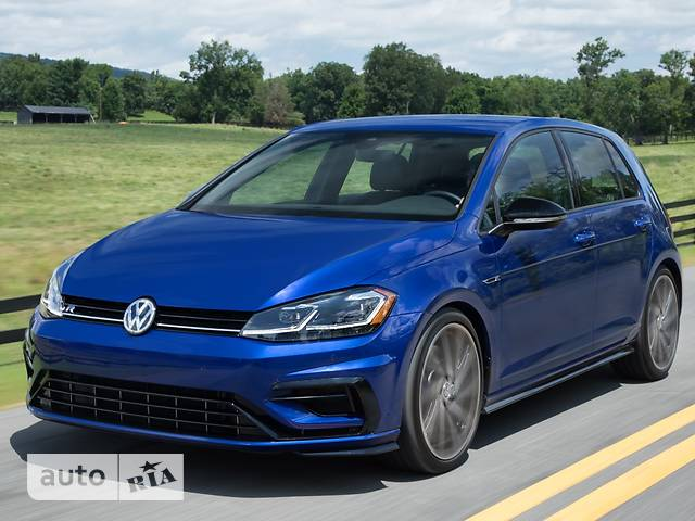 Volkswagen Golf New R VII 2.0 AT (310 л.с.)  R