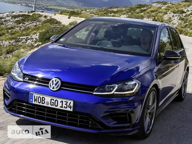 Volkswagen Golf New R VII 2.0 AT (310 л.с.)  R