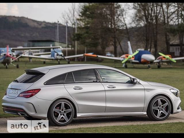 Mercedes-Benz CLA-Class 200d AT (136 л.с.) 4MATIC