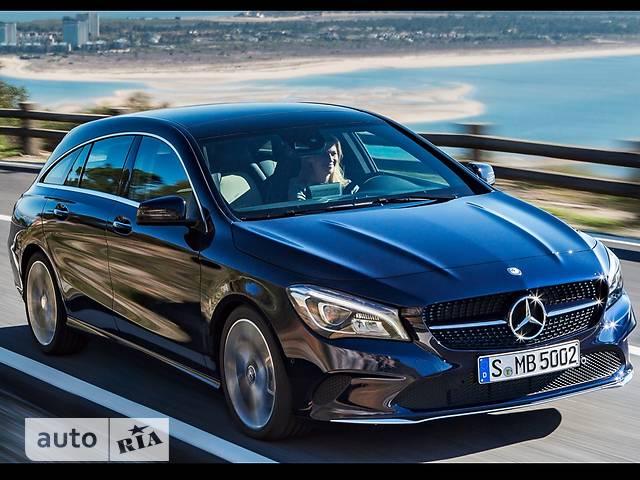 Mercedes-Benz CLA-Class 180 AT (122 л.с.)