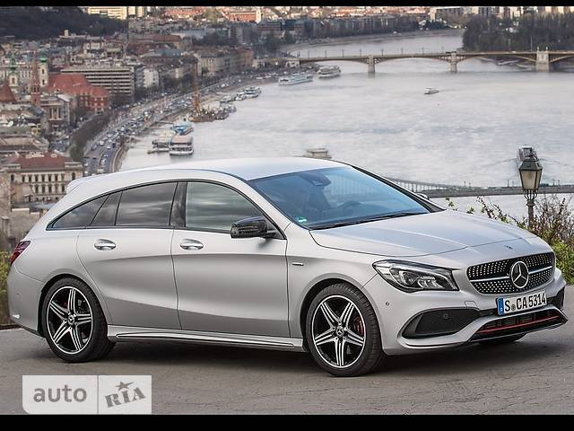 Mercedes-Benz CLA-Class 220d AT (177 л.с.)