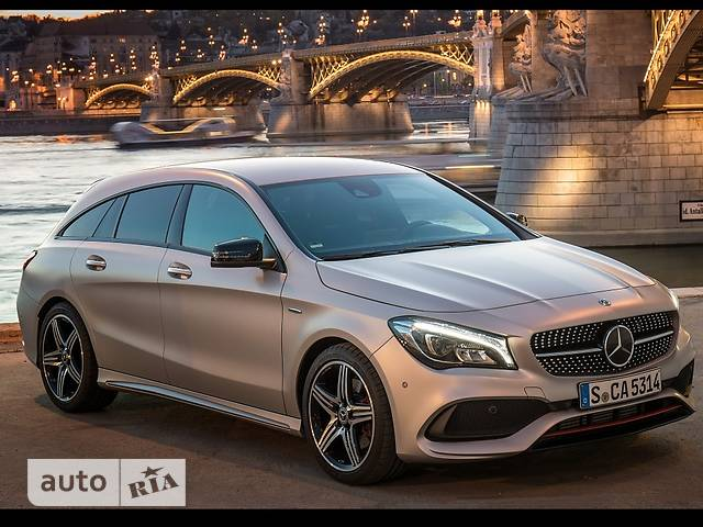 Mercedes-Benz CLA-Class 250 AT Sport  (218 л.с.) 4MATIC