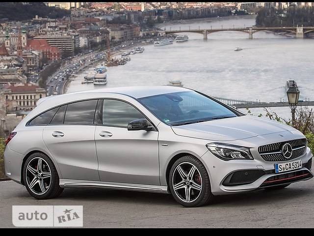 Mercedes-Benz CLA-Class CLA 220 AT (184 л.с.) 4Matic
