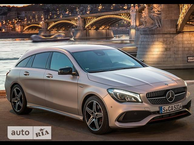 Mercedes-Benz CLA-Class 220d AT (177 л.с.) 4MATIC