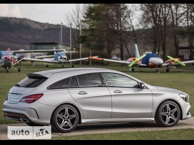 Mercedes-Benz CLA-Class 220d AT (177 л.с.) 4MATIC