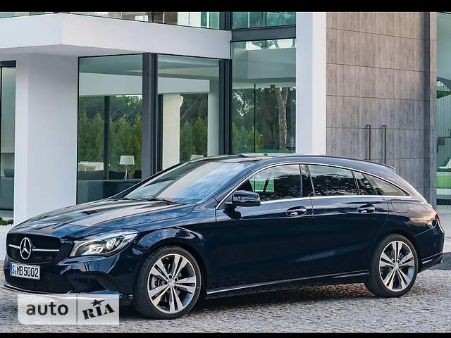 Mercedes-Benz CLA-Class 180d MT (109 л.с.)