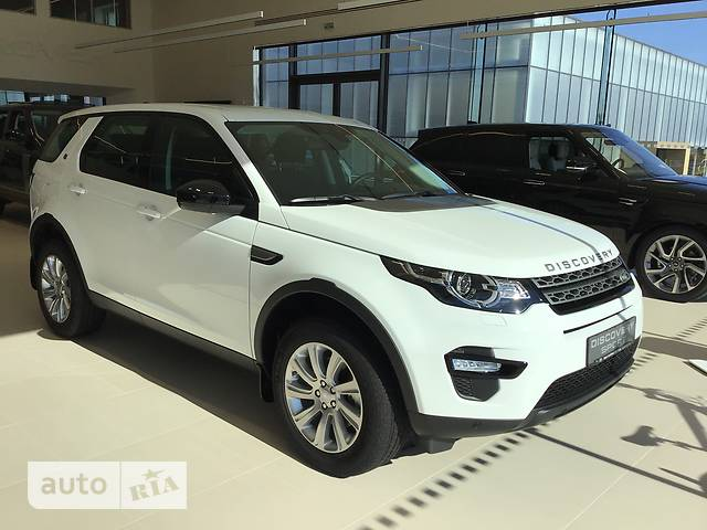 Land Rover Discovery Sport 2.0TD4 АT (150 л.с.) AWD S
