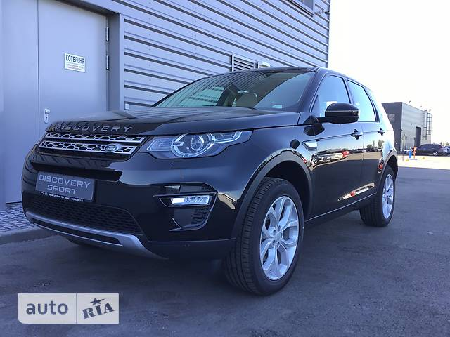 Land Rover Discovery Sport 2.0TD4 АT (150 л.с.) AWD HSE