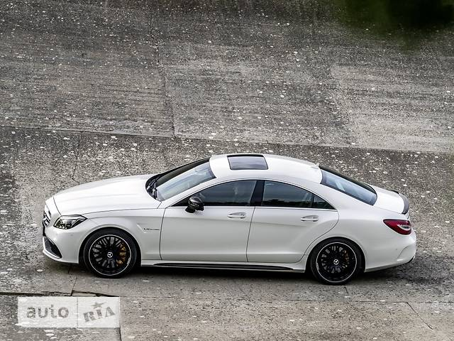 Mercedes-Benz CLS-Class Mercedes-AMG CLS 63 S-Modell (585 л.с.) 4Matic