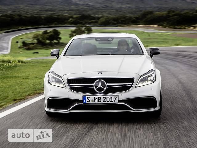 Mercedes-Benz CLS-Class Mercedes-AMG CLS 63 (557 л.с.) 4Matic