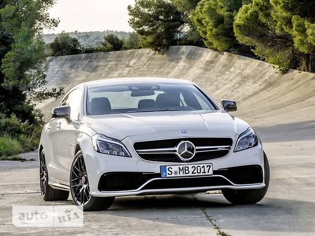 Mercedes-Benz CLS-Class Mercedes-AMG CLS 63 (557 л.с.)