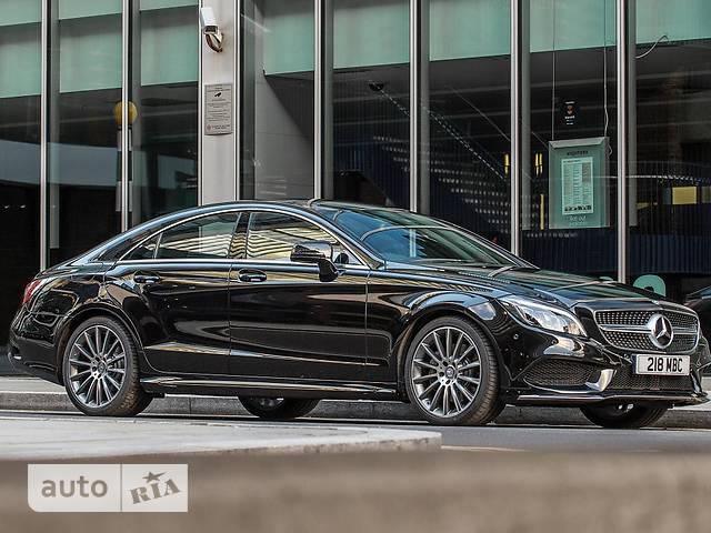 Mercedes-Benz CLS-Class CLS 400 (333 л.с.)