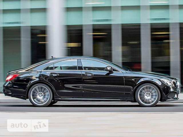 Mercedes-Benz CLS-Class CLS 250d (204 л.с.)