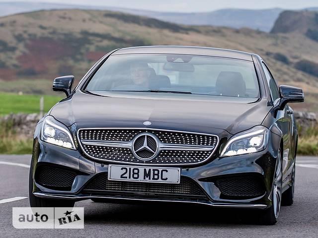 Mercedes-Benz CLS-Class CLS 400 (333 л.с.) 4Matic