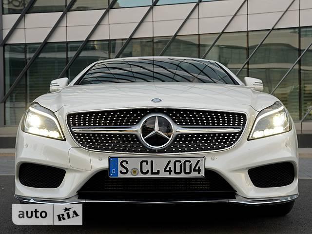 Mercedes-Benz CLS-Class CLS 250d (204 л.с.) 4Matic
