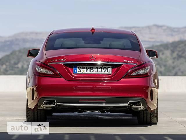 Mercedes-Benz CLS-Class CLS 500 (408 л.с.)