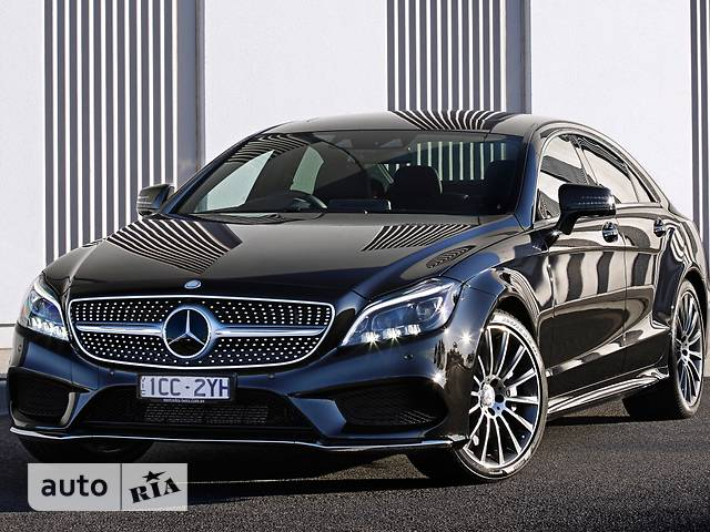 Mercedes-Benz CLS-Class CLS 500 (408 л.с.) 4Matic