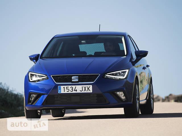 SEAT Ibiza 1.6 MPI AT (110 л.с.) Reference