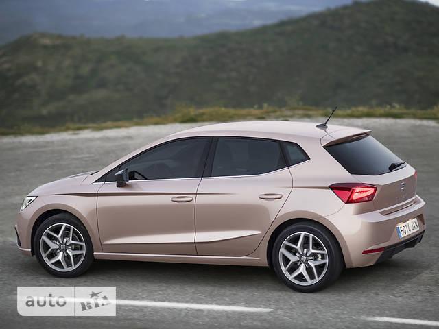 SEAT Ibiza 1.0 TSI AT (115 л.с.) Xcellence