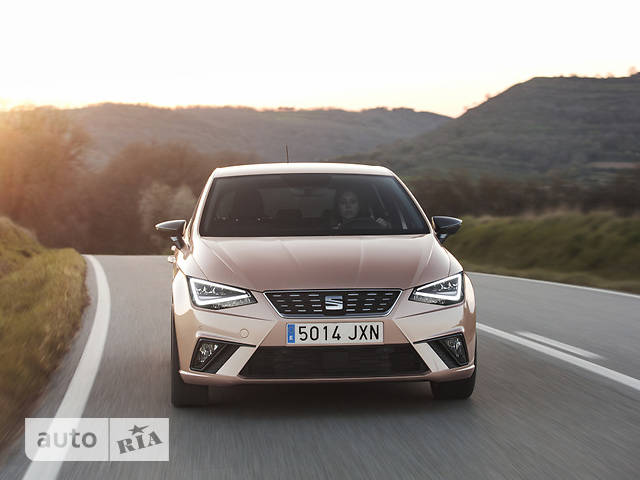SEAT Ibiza 1.0 TSI AT (115 л.с.) Style