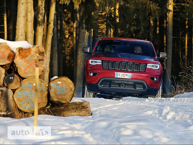 Jeep Grand Cherokee 3.0TD АТ (250 л.с.) Limited
