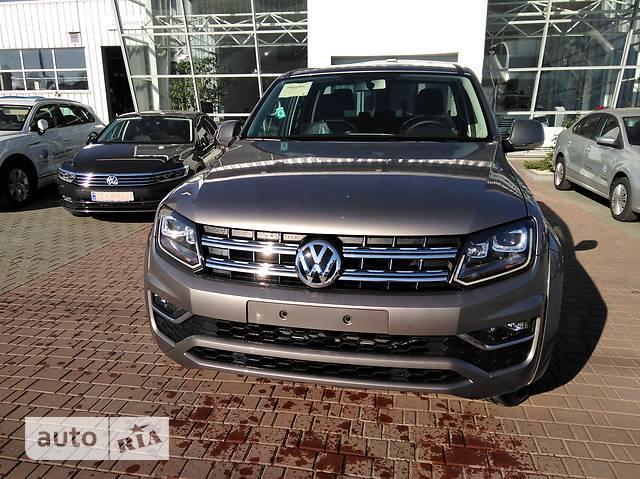 Volkswagen Amarok DoubleCab New 2.0D АT (180 л.с.) 4Motion Rancho