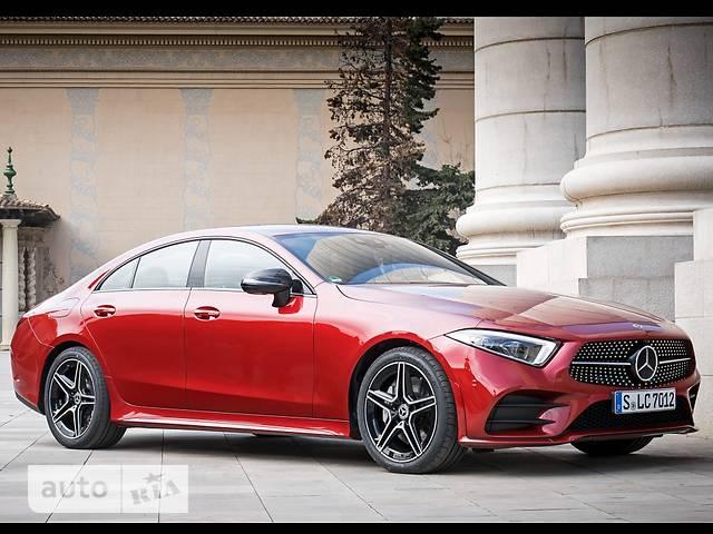 Mercedes-Benz CLS-Class 450 G-Tronic (367+22 л.с.) 4Matic  EQ-Boost