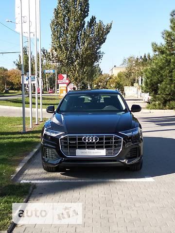 Audi Q8 50 TDI MHEV Tip-tronic (286 л.с.) Quattro