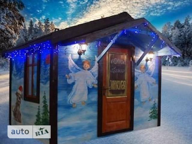 Українська мрія Рождественский торговый домик Стандарт