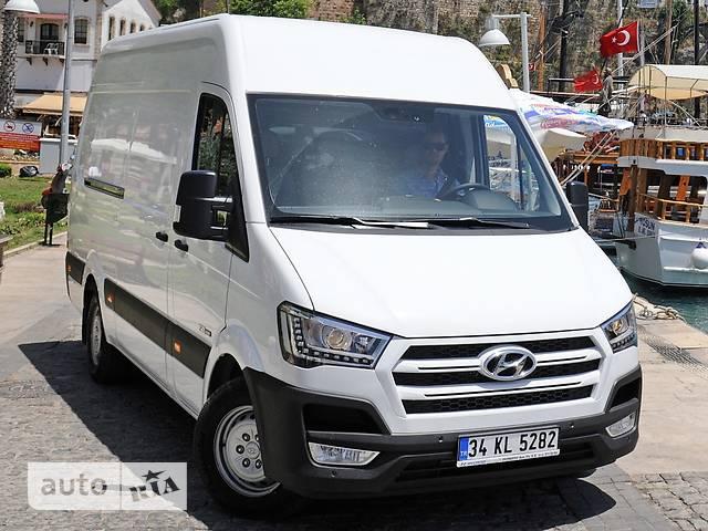 Hyundai H 350 груз. 2.5L CRDi MT (170 л.с.) ККБ