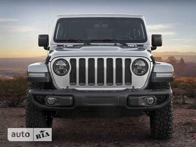 Jeep Wrangler Unlimited 2.0i AT (272 л.с.) AWD Sport