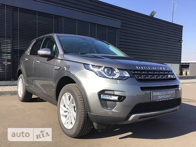 Land Rover Discovery Sport 2.0TD4 АT (150 л.с.) AWD SE