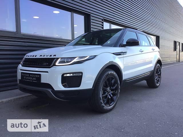 Land Rover Range Rover Evoque 2.0D AT (150 л.с.) AWD SE