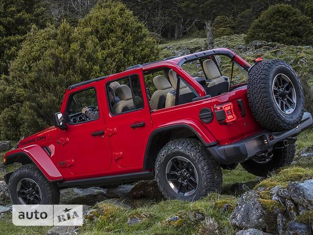 Jeep Wrangler 5D 2.0i AT (272 л.с.) AWD Rubicon