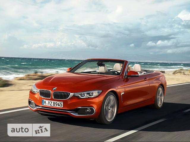 BMW 4 Series F33 430i MT (252 л.с.) base