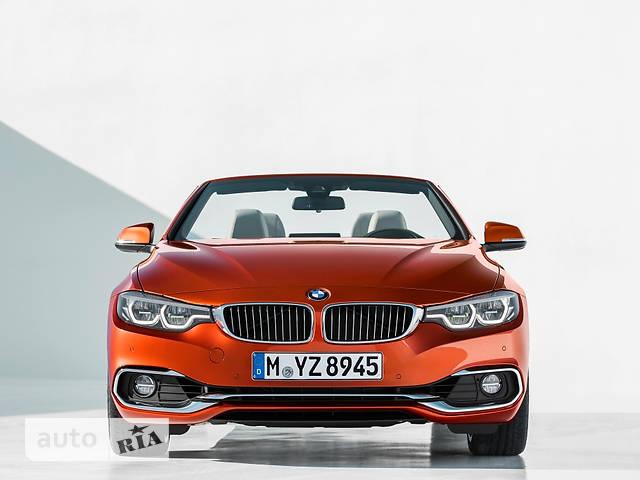 BMW 4 Series F33 440i AT (326 л.с.) xDrive base