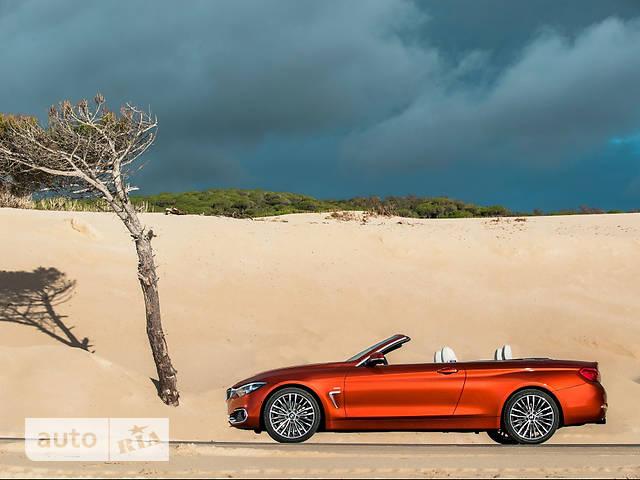 BMW 4 Series F33 420d MT (190 л.с.) base