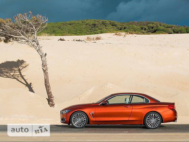 BMW 4 Series F33 440i AT (326 л.с.) base
