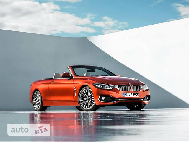 BMW 4 Series F33 440i AT (326 л.с.) base