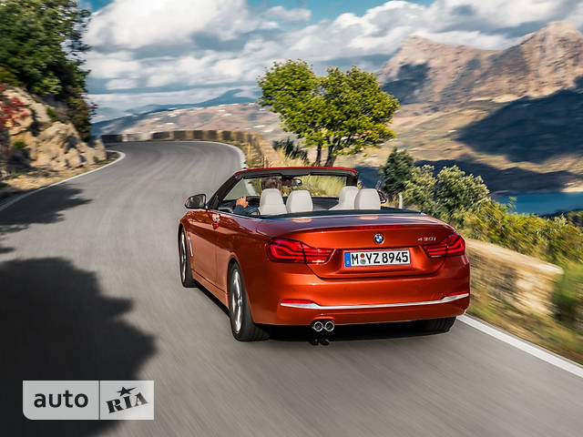 BMW 4 Series F33 430d АT (258 л.с.) base