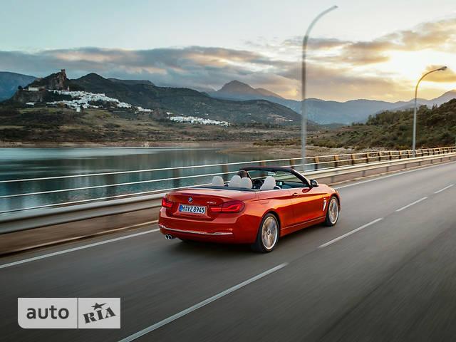 BMW 4 Series F33 420i MT (184 л.с.) base