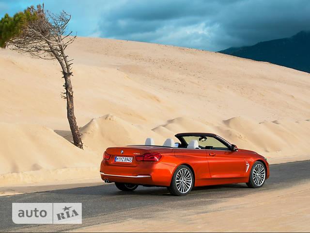 BMW 4 Series F33 430i AT (252 л.с.) xDrive base