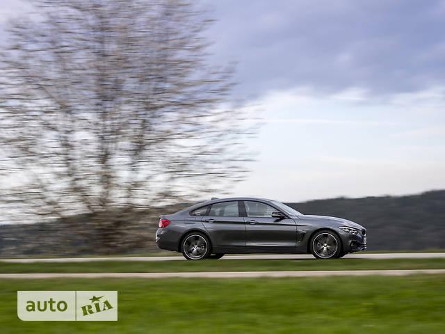 BMW 4 Series Gran Coupe F36 440i AT (326 л.с.) xDrive base