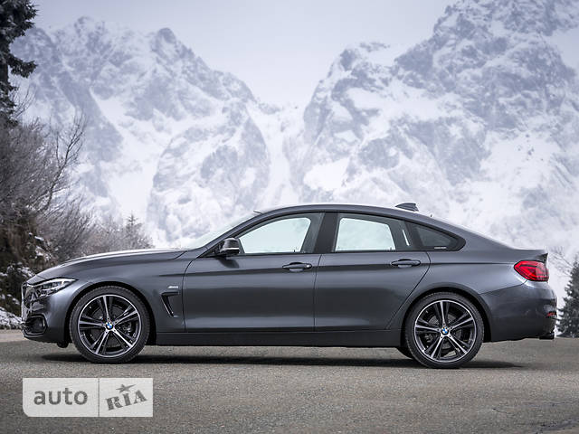 BMW 4 Series Gran Coupe F36 420d MT (190 л.с.) xDrive base