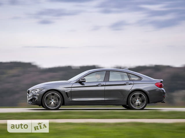 BMW 4 Series Gran Coupe F36 430i MT (252 л.с.) base