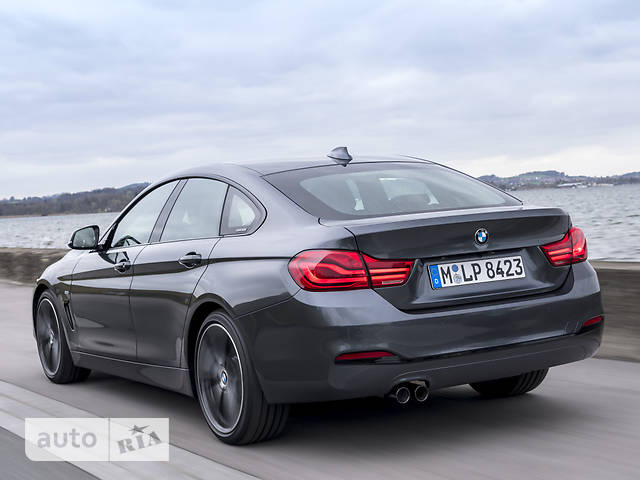 BMW 4 Series Gran Coupe F36 430d АТ (258 л.с.) xDrive base